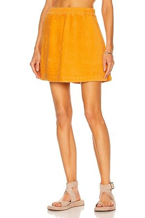 TERRY Isola Skirt in Orange