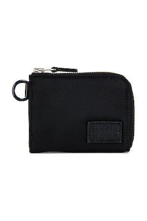 SACAI Porter Nylon Wallet in