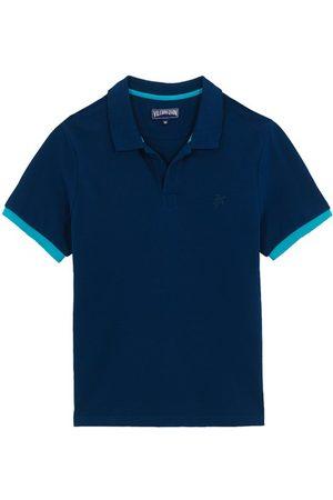 Vilebrequin Cotton Pique Polo Shirt Solid
