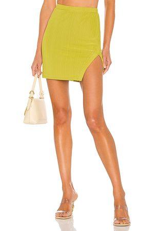 Camila Coelho Women Mini Skirts - Bennie Mini Skirt in .