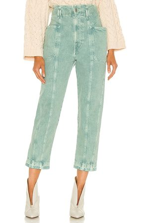 Isabel Marant Tuscon Tapered Jean in .