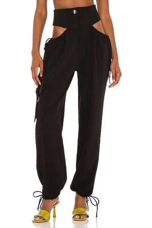 h:ours Suki Cutout Jogger in .