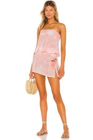 TIARE HAWAII Aina Dress in Pink.
