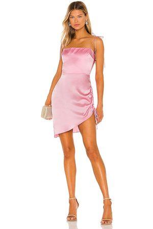 Amanda Uprichard X REVOLVE Chiara Dress in Pink.