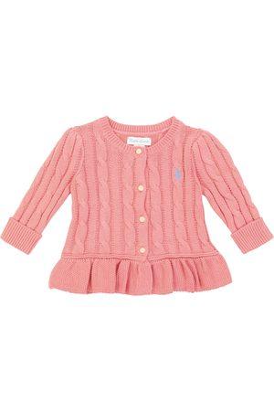 Ralph Lauren Baby cotton cardigan
