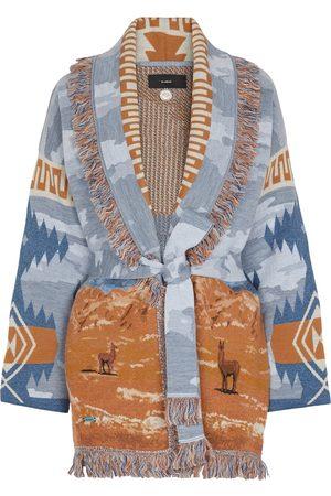 Alanui Moon Valley wool-blend cardigan
