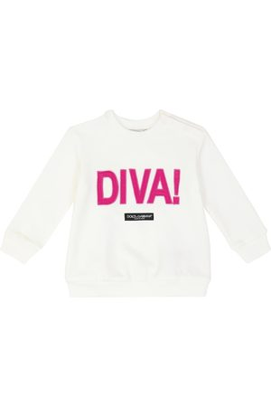 Dolce & Gabbana Baby cotton sweatshirt