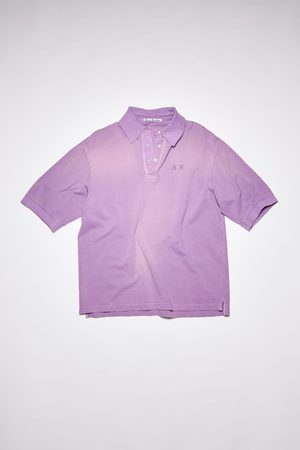 Acne Studios FN-MN-TSHI000300 Cotton polo shirt