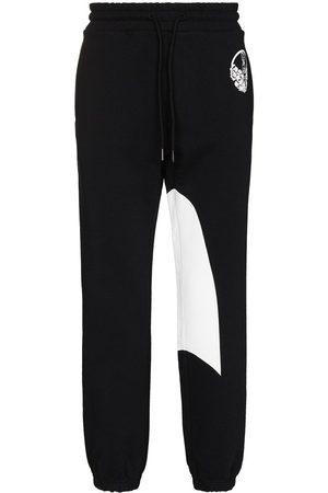 Stefan Cooke Jodphur print track pants