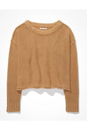 American Eagle Outfitters Easy Crew Neck Sweater Women's XS