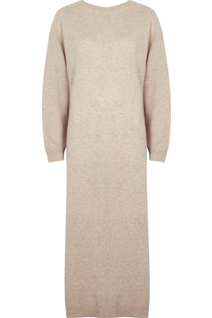 Remain by Birger Christensen Women Casual Dresses - Valcyrie stone wool jumper dress