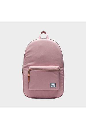 Herschel Settlement Backpack in /Ash Rose Leather