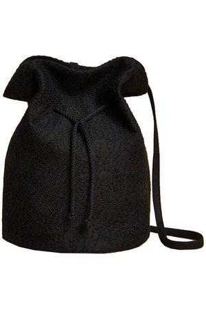 MERLETTE Women Purses - Vasa Kantha Bucket Bag