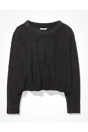 American Eagle Outfitters Easy Crew Neck Sweater Women's XXS