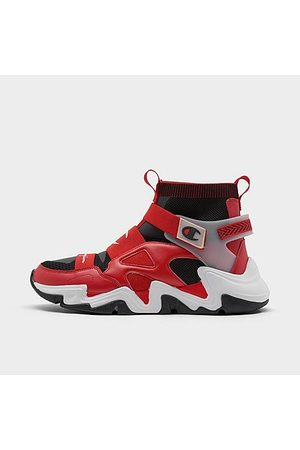 Champion Men Casual Shoes - Men's Hyper C Xtreem Casual Shoes in /Scarlet Size 8.0