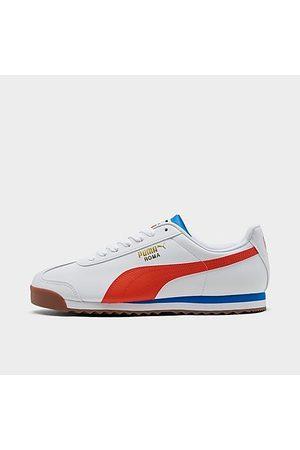 PUMA Men's Roma Basic Casual Shoes Size 8.0 Leather
