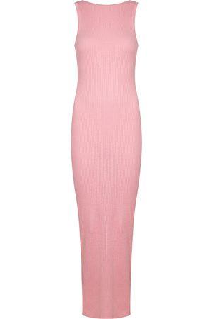 Bec & Bridge Women Knitted Dresses - Riviera ribbed-knit maxi dress