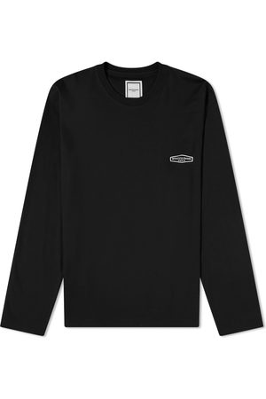 WOOYOUNGMI Men Long Sleeve - Long Sleeve Back Logo Tee