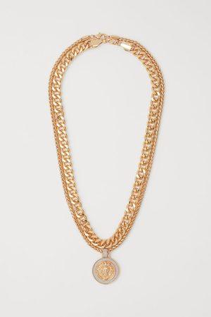 H&M Men Necklaces - 2-pack Necklaces