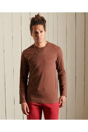 Superdry Men Tops - Organic Cotton Vintage Logo Embroidered Top