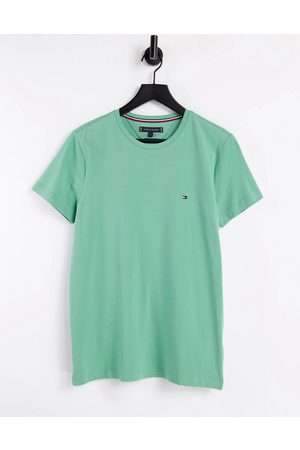 Tommy Hilfiger Small icon slim fit T-shirt in bright