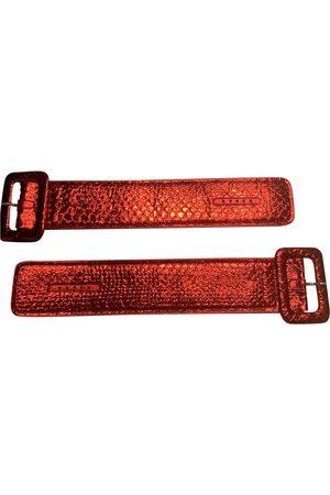 ATTICO Leather bracelet