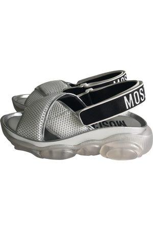 Moschino Cloth sandals