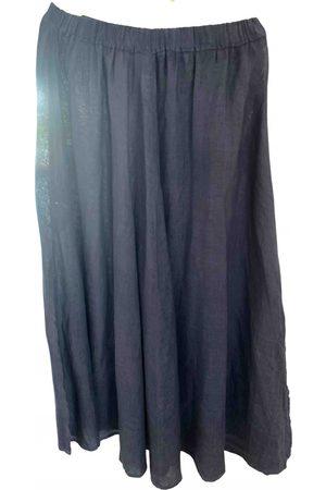 120% Lino Linen maxi skirt