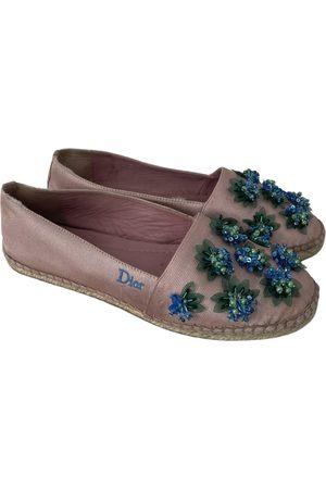 Dior Cloth espadrilles