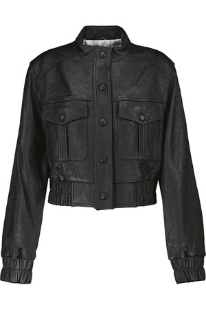 VERONICA BEARD Irasema leather jacket