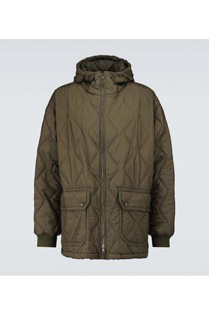BARENA Tivio quilted parka coat