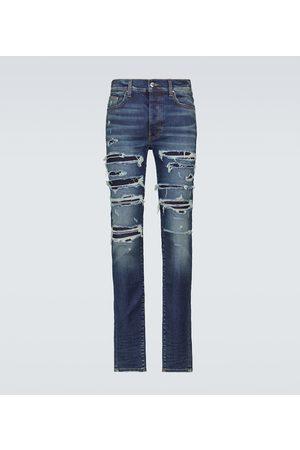 AMIRI Thrasher glitter jeans