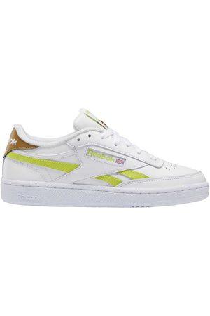 Reebok Club C Revenge Sneakers EU 41 Ftwr / Acid Yellow / Sepia