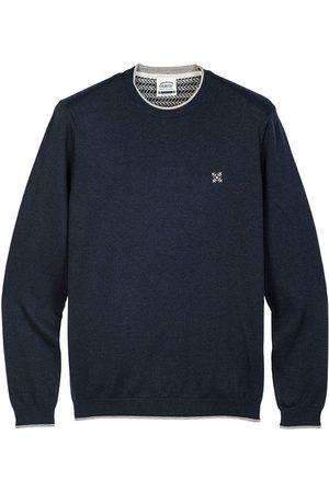 Oxbow Women Sweaters - P0 Peroni Essential Crew Neck Sweater XXXL Deep Marine Heather