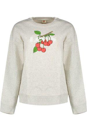 Levi's Graphic Standard Sweatshirt L Crew Cherry Mv Lo