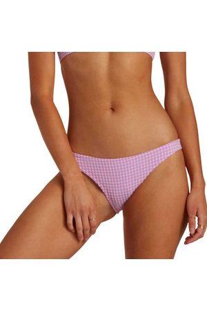 Billabong Women Bikinis - Surf Check Tropic Bikini Bottom L Lit Up Lilac