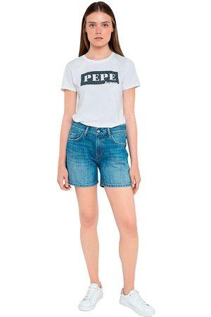 Pepe Jeans Mable Denim Shorts 29 Denim