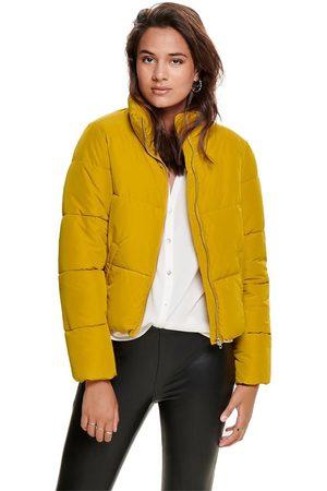 JDY Erica Padded Jacket XL Harvest Gold