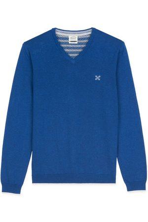 Oxbow Women Sweaters - N2 Pivega Essential V Neck Sweater XXXL Electric