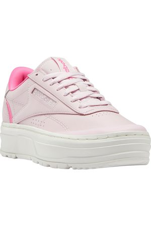 Reebok Club C Double Geo Sneakers EU 41 Frost Berry / Chalk / Atomic