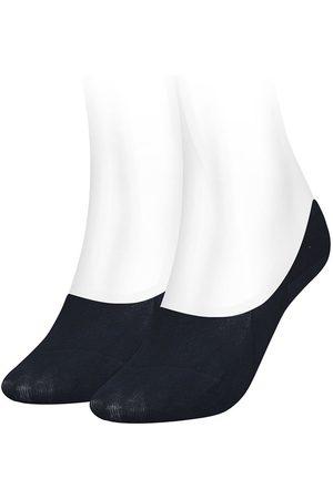 Tommy Hilfiger Footie Socks 2 Pairs EU 35-38 Midnight