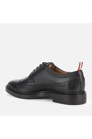 Thom Browne Men's Tricolour Stripe Uniform Shoes
