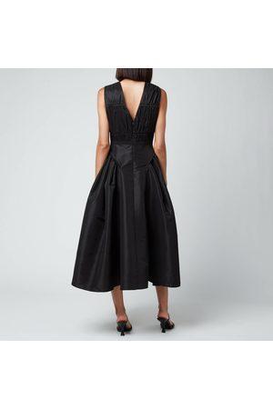 Self-Portrait Women Midi Dresses - Women's Bow Detail Midi Dress
