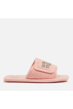 Alexander Wang Women Slippers - Women's Lana Padded Logo Slippers
