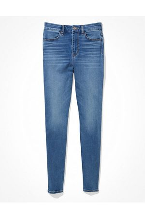American Eagle Outfitters Forever Soft Super High-Waisted Jegging Women's 14 Short