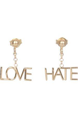 ilaria ludovici jewelry Love & hate pendant earrings