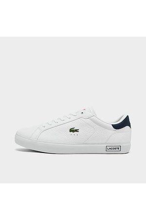 Lacoste Men's Powercourt 721 2 Casual Shoes Size 7.5 Leather