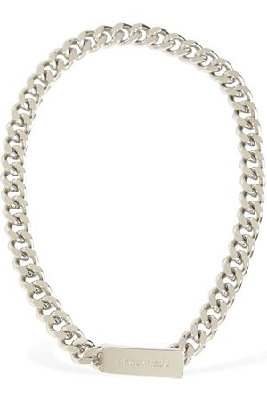Dsquared2 Chained2 Logo Collar Necklace