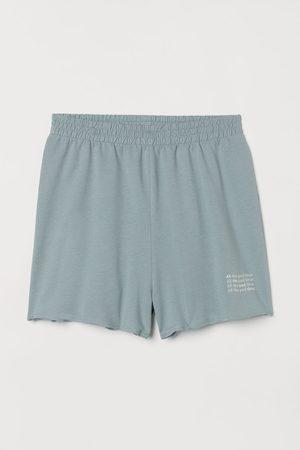 H&M Women Pajamas - Printed Pajama Shorts