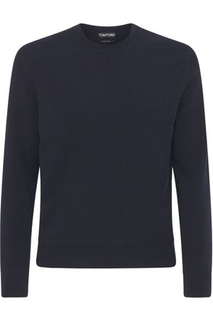 Tom Ford Cashmere Knit Crewneck Sweater